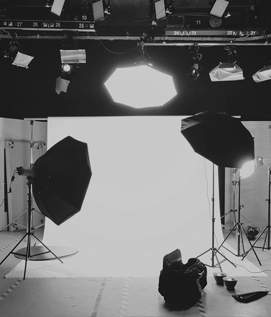 attrezzature studio fotografico